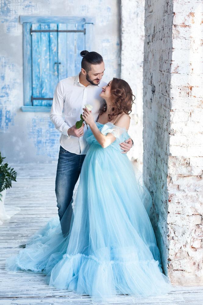 Максим Траньков и Татьяна Волосожар. Фото из личного архива