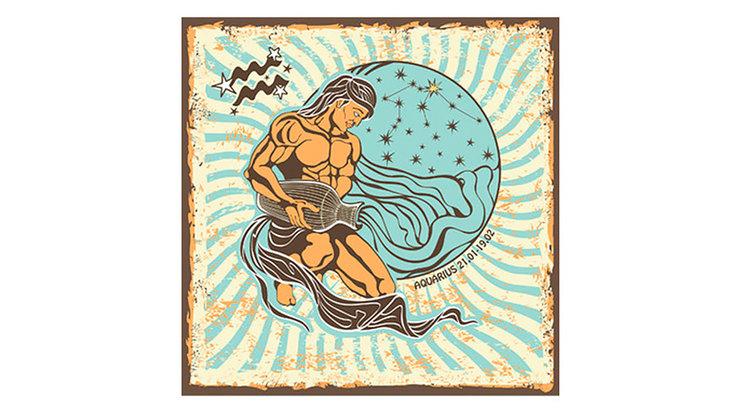 гороскоп знак зодиака Водолей