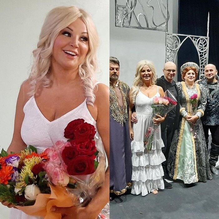 Мария Максакова воктябре 2019 года