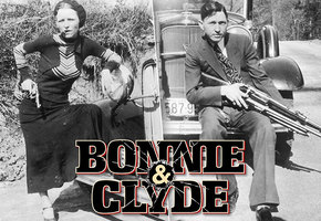 Две звезды: история Бонни и Клайда — защитники бедных или хладнокровные убийцы?