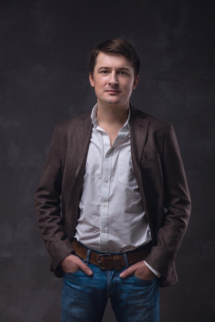Антон Иванов, главный редактор Men's Health
