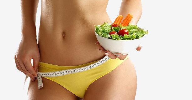 Диеты для похудения живота и боков, меню диеты для плоского живота