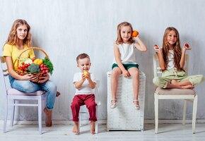 5 советов, как научить ребенка питаться правильно и сбалансированно