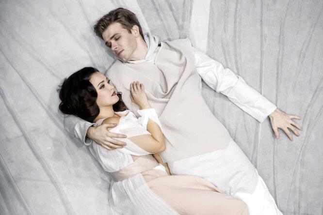 Премьера оперы Г. Шохата «Альфа & Омега» состоится в«Геликоне»