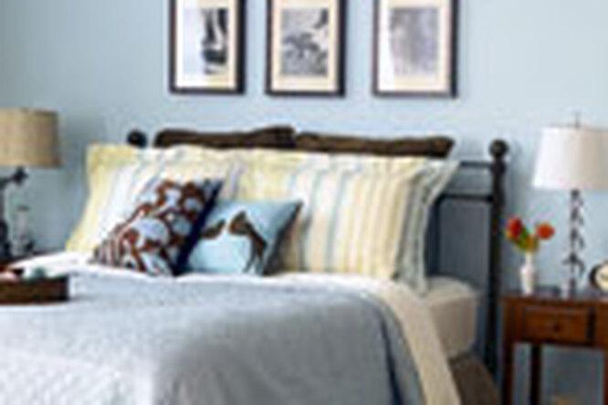 Сказки наночь: оформление спальни