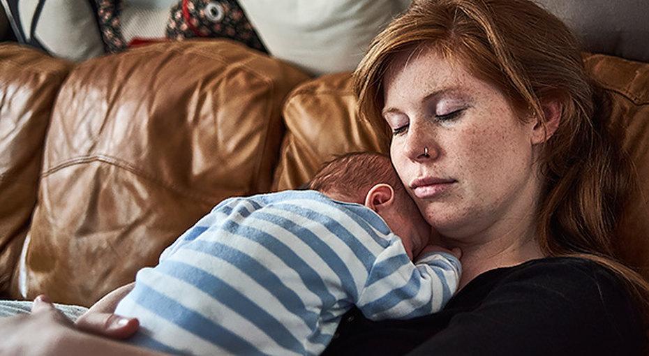 Почему быть матерью - это тяжкий труд