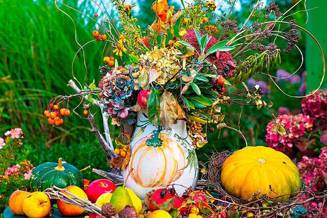 Как подготовить сад косеннему сезону
