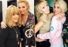 Знаменитые дочки-матери: когда красота и талант передались по наследству