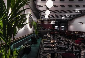 Rick's Bar & Bistro - новое место на Остоженке