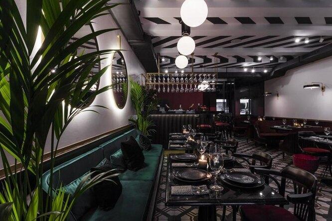 Rick's Bar & Bistro — новое место наОстоженке
