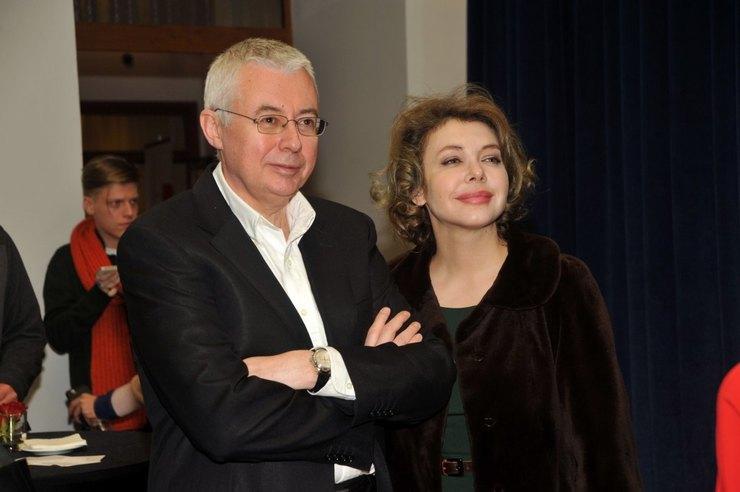 Божена Рынска иИгорь Малашенко