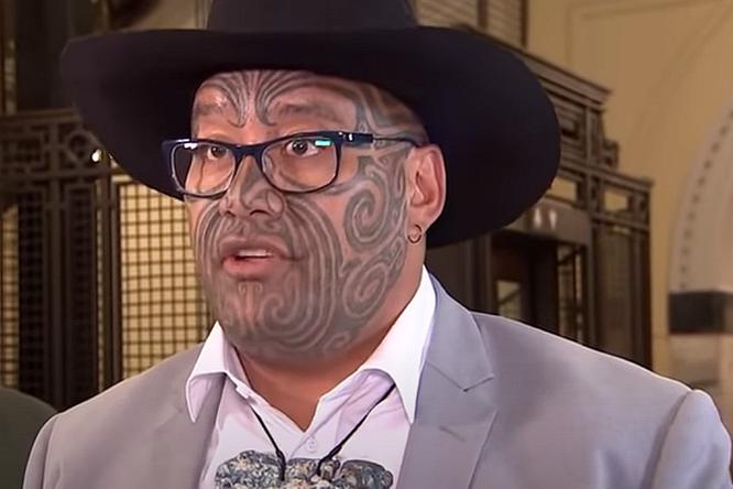 Горячий мужчина: депутат вНовой Зеландии сплясал испел назаседании парламента