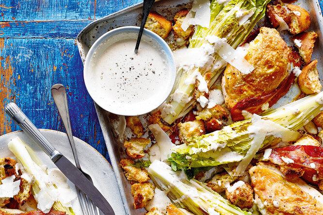 Ужинаем дома: рецепт креветок скокосовым карри