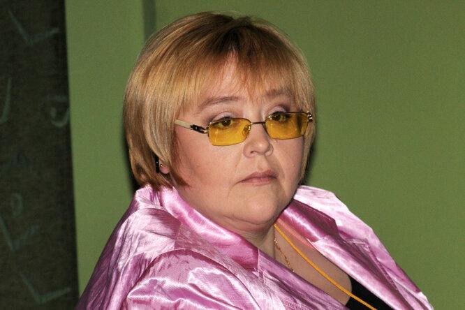 Неунывающая звезда Татьяна Агафонова