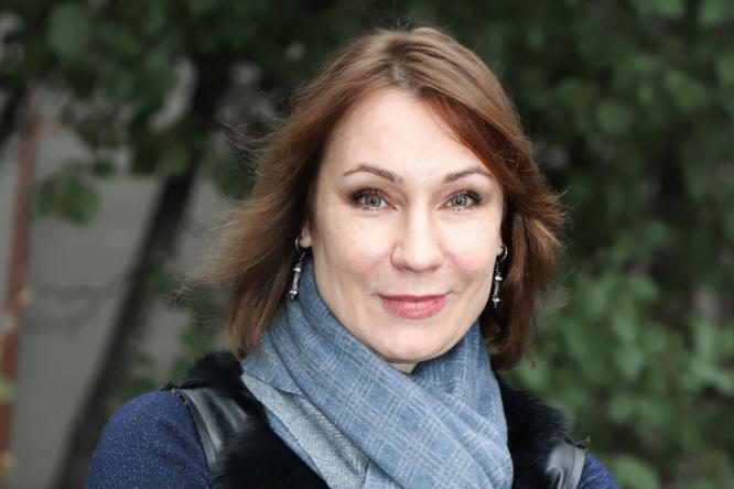 «Я могу быть идурочкой, иумницей»: всеобъемлющая любовь Ольги Тумайкиной