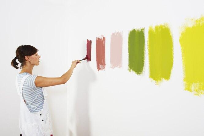Больше цвета! 8 удачных решений длядизайна потолка