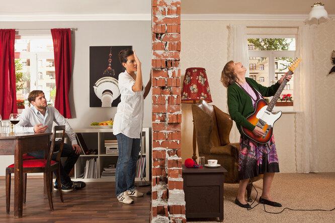Как защитить квартиру отшума