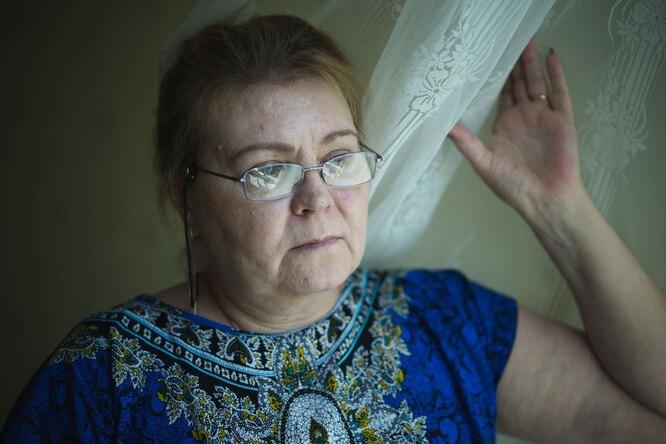 У соседей сверху. Домашнее насилие происходит зазакрытыми дверьми