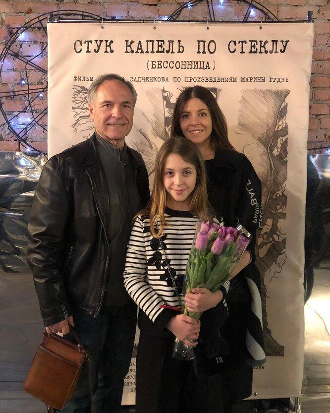 Родион Нахапетов, Анна Нахапетова, Полина Симачева