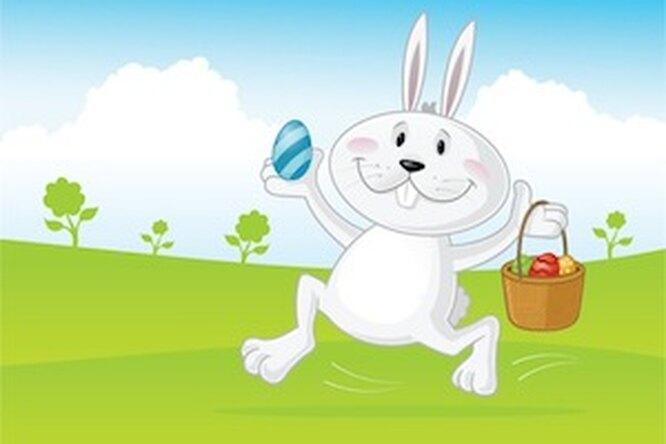 Невероятные приключения Пасхального Кролика наярмарке вРибамбель