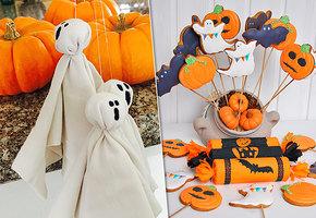 10 страшных (и немножко милых) украшений для Хэллоуина своими руками