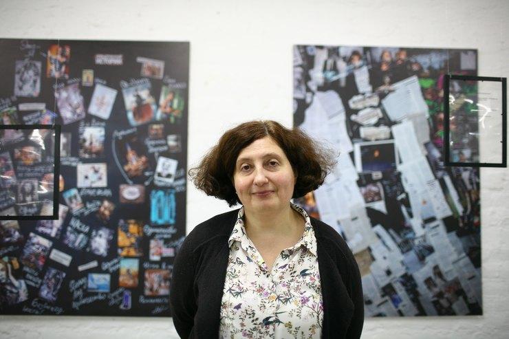 Анна Кокорина, арт-терапевтка