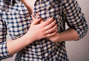 Синдром разбитого сердца и еще 3 болезни, которыми женщины болеют чаще мужчин
