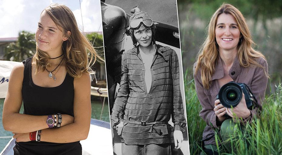 Крутые иотважные! Истории самых смелых женщин-путешественниц
