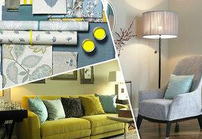 Интерьер в цифрах: как повесить картину и поставить диван