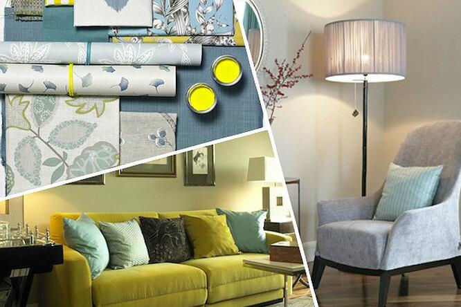 Интерьер вцифрах: как повесить картину ипоставить диван