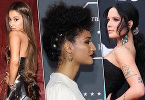 Идеальная причёска для длинных волос: учимся у стильных знаменитостей