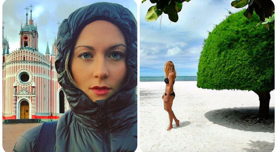 Жизнь - рай. 27-летняя женщина решила посетить все страны мира ивот-вот достигнет цели