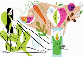 Как почистить организм без клизм и врачей