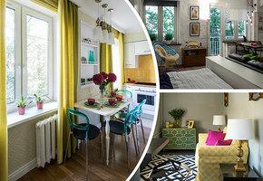 4 квартиры, в которых вы не узнаете хрущевку