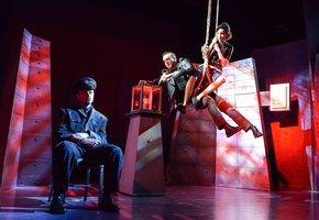 Финал кастинга звезд в знаменитый мюзикл состоялся на скалодроме