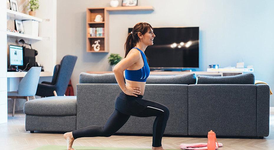 Деньги оставьте себе: как укрепить мышцы безфитнес-центра итренера