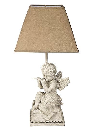 Лампа сабажуром «Херувим», «Интерьерная лавка»