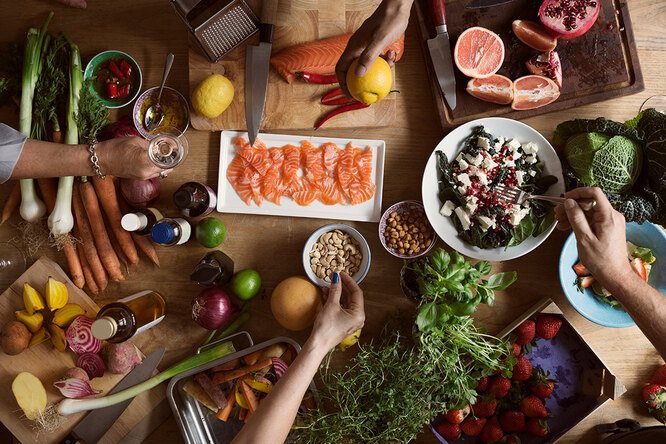 5 лучших весенних диет, которые помогут похудеть клету