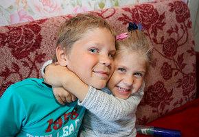 Девятилетний мальчик спас младшую сестру из горящего дома