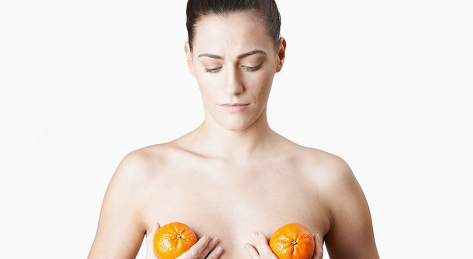 Минусы диеты: почему «худеет» грудь икак это предотвратить