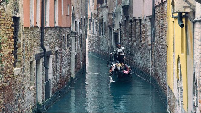 Прогулка в Венеции. Ожидания
