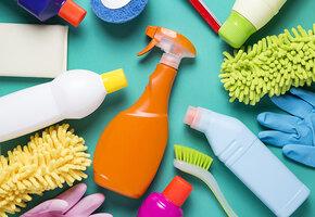 10 вещей, которые вам понадобятся для генеральной весенней уборки