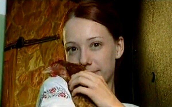 Дрессировщица куриц (2003)