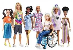 Лысина, витилиго, протез: производитель Барби представил кукол с особенностями внешности