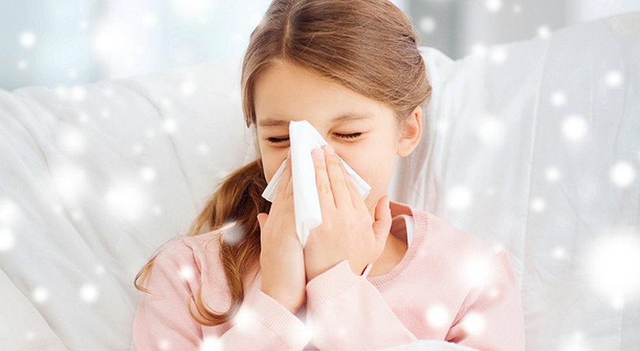 Лечение насморка удетей быстро иэффективно