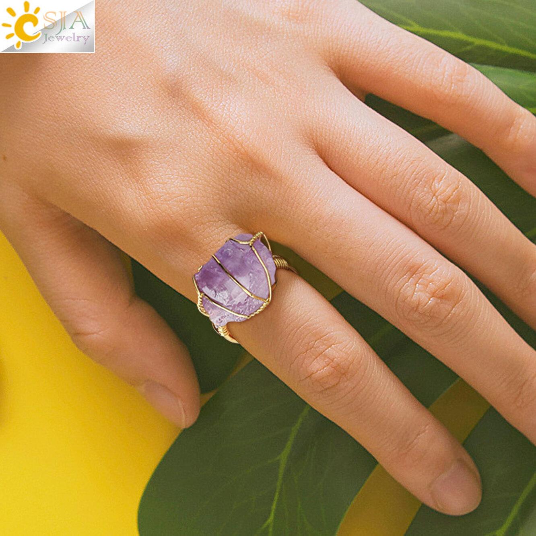 Кольцо с флюоритом, Aliexpress, 376 руб