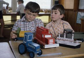 От пупса до конструктора: как игрушки в СССР растили строителя коммунизма