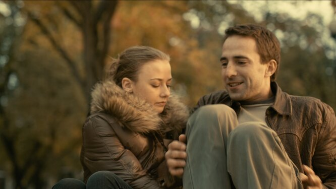 Кадр из фильма «Неадекватные люди», русские мелодрамы