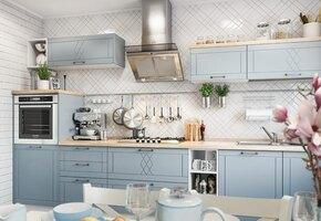 Как выбрать кухню в светлых тонах? Секреты Юлии Высоцкой