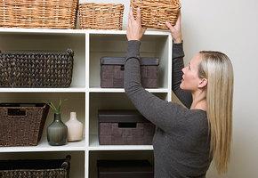 Разделяй и прячь: как быстро и надолго избавиться от беспорядка в доме